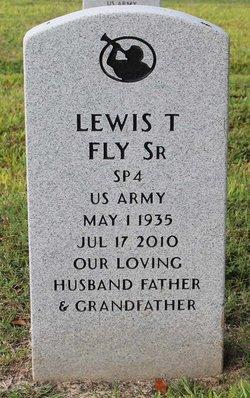 Lewis T Fly, Sr