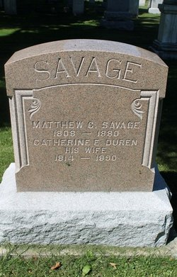 Alfred W Savage