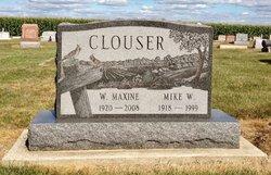 Wilma Maxine <I>Heflin</I> Clouser