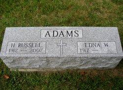Harry Russell Adams