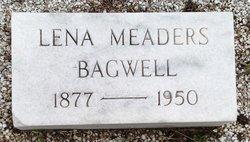 Lena <I>Meaders</I> Bagwell