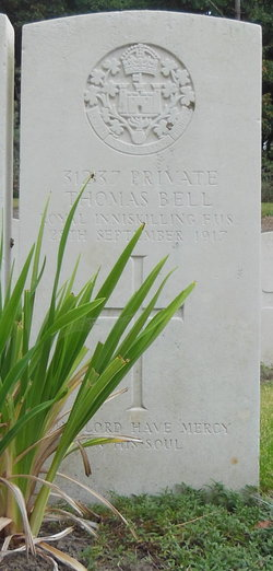 Private Thomas Bell