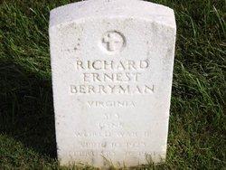 Richard Ernest Berryman