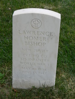 Lawrence Homer Bishop