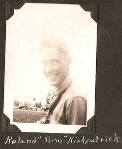 Roland Edward Kirkpatrick