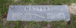 Clota May <I>Easley</I> Masters