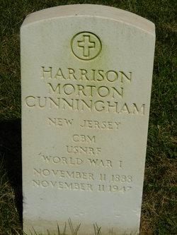 Harrison Morton Cunningham
