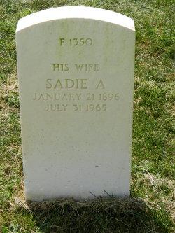 Sadie A Cunningham
