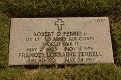 Robert D Ferrell