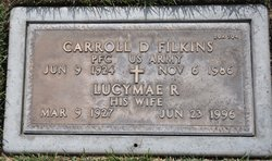 Carroll D Filkins