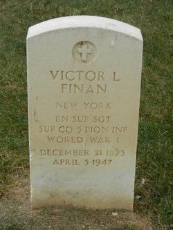 Victor L Finan