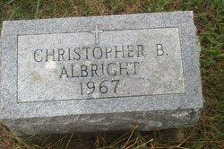 Christopher B Albright