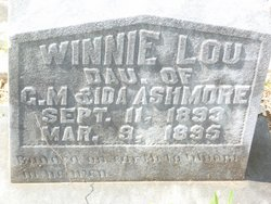 Winnie Lou Ashmore