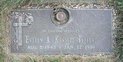 Evelyn Ann <I>Kensell</I> Tablett