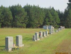 Ridgecrest Baptist Church Cemetery