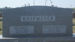 Benjamin Franklin Knipmeyer