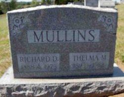 "Richard D. ""Dick"" Mullins"
