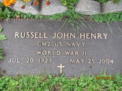 Russell John Henry, Sr