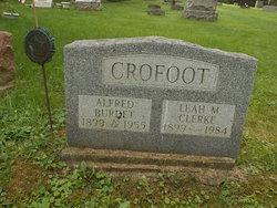 Alfred Burdet Crofoot