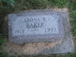 Leona Ruth <I>Fulp</I> Baker