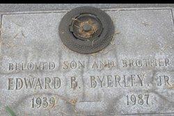 Edward Bowman Byerley, Jr