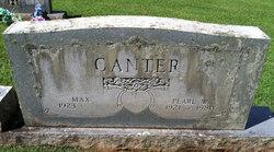 Pearl <I>Warren</I> Canter