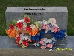 Ray George Crowther