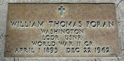 William Thomas Foran