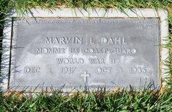 Marvin L Dahl