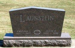 Virginia Ione <I>Keller</I> Launstein