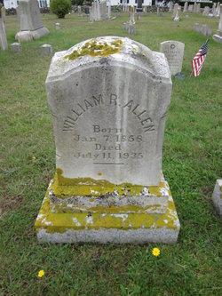 William Restcome Allen