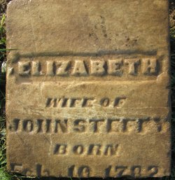 Elizabeth <I>Killinger</I> Steffy