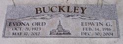 Edwin G Buckley