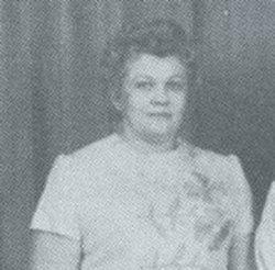 """Winifred Yvonne """"Winnie"""" <I>Hockenberry</I> Weaver"""