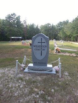 Wilkerson Cemetery #1