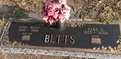 Alee E. <I>Mayfield</I> Betts