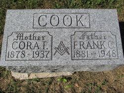 Cora Frances <I>Vallandingham</I> Cook
