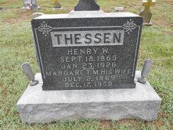 Margaret Ann <I>Prenger</I> Thessen