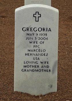 Gregoria Hernandez