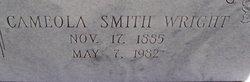 Shreley Cameola <I>Smith</I> Wright