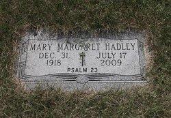 Mary Margaret Hadley