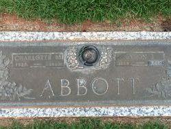 Charlotte <I>Mitchell</I> Abbott