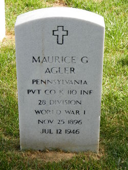 Maurice G Agler