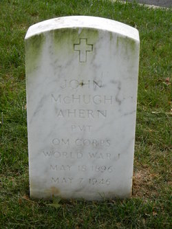 John McHugh Ahern