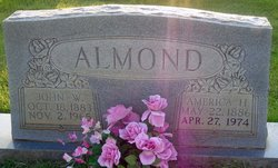America Missouri <I>House</I> Almond
