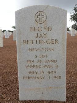 Floyd Jay Bettinger