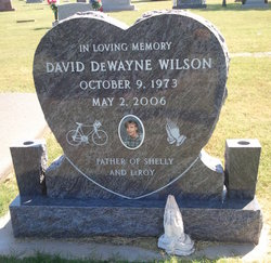 David DeWayne Wilson