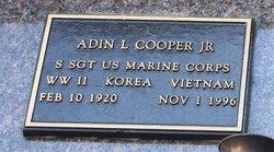 Adin L Cooper, Jr