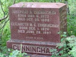 Elizabeth M. C. <I>Williams</I> Cunningham