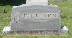 Claud Hobson Hilliard